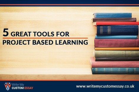 5 Great Tools For Project Based Learning