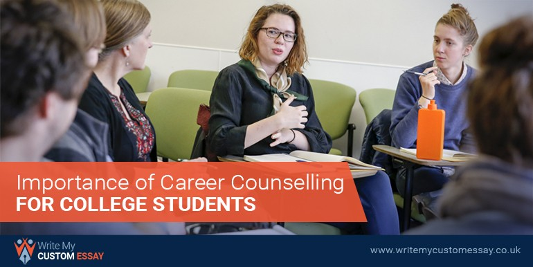 Importance of Career Counselling For College Students